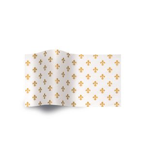 Fleur de Lis, Patterns Tissue Paper