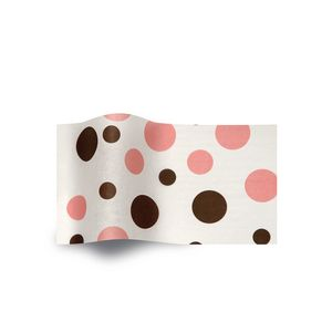 Neopolitan Dots, Printed Tissue Paper
