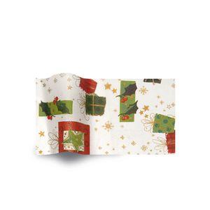 Modern Christmas, Holiday & Christmas Printed Tissue Paper