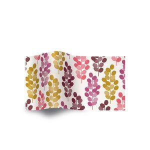 Leafy Garden, Floral Tissue Paper