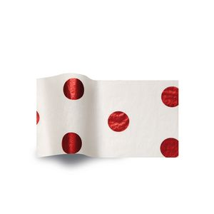 Hot Spots Red Tissue Paper