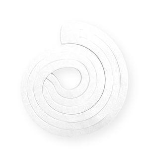 Spiro-Pack Fill, White, 30 lbs