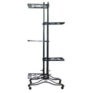 5 Shelf, Contemporary Design Display Racks