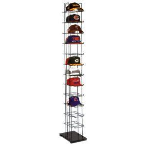 Cap Tower Floor, Hat Rack