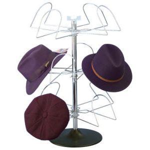 Men's Countertop, Hat Rack
