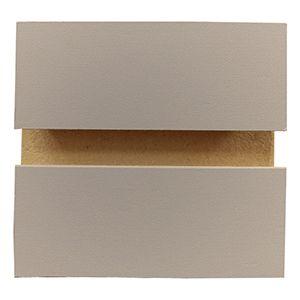 Dark Grey, Slatwall Panels, 4' x 8'