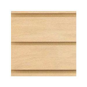 Red Oak Veneer, Slatwall Panels, 4' x 8'