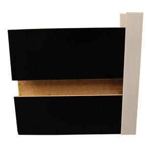 Gray, Plastic End Caps for Slatwall