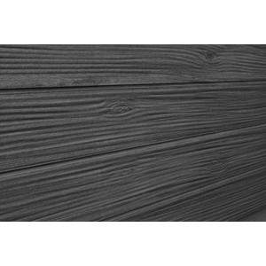 3D Barnwood Textured Slatwall, Grey