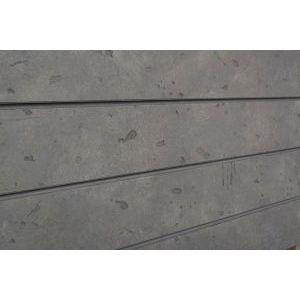 3D Cement Textured Slatwall , Natural