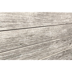 3D Weathered Wood Textured Slatwall, Sunbaked