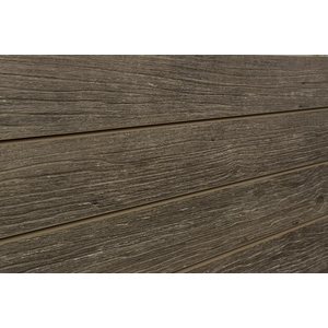 3D Weathered Wood Textured Slatwall, Warm