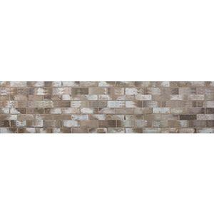 3D Wall Panels, Brick Taupe, 2' x 4'