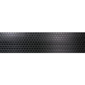 3D Wall Panels, Honeycomb Tile Black, 2' x 4'