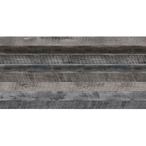 3D Wall Panels, Sawtooth Cool Oak, 2' x 4'