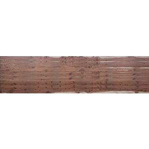 3D Wall Panels, Red Cedar, 2' x 4'