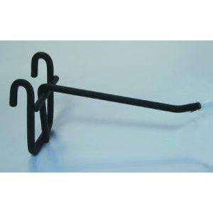 "3"" Black, Gridwall Hooks"