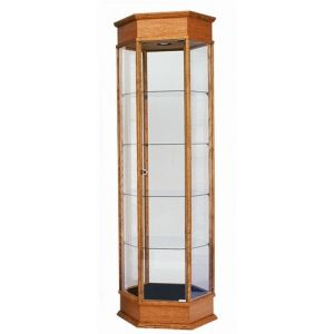 Octagon, VML Classic Tower Display, with Lights