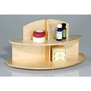 Birchwood Counter Rack 2-tier