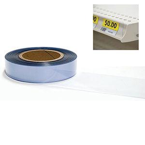 Clear Shelf Protector, Gondola Shelves
