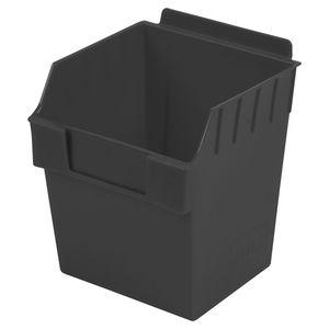 Black, Storbox Cube Display