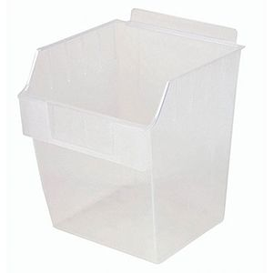 Clear, Storbox Cube Display