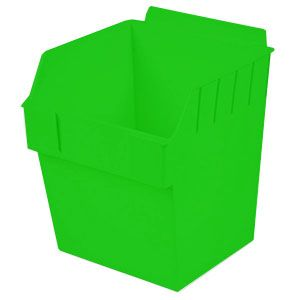 Green, Storbox Cube Display