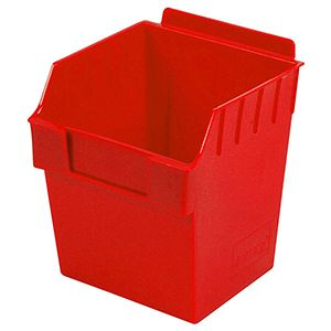 Red, Storbox Cube Display