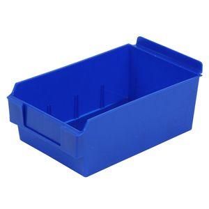 Blue, Shelfbox Long 200 Display