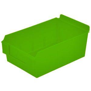 Green, Shelfbox Long 200 Display