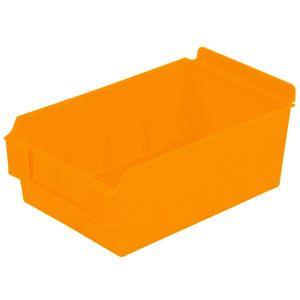 Orange, Shelfbox Long 200 Display