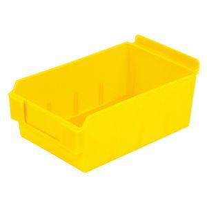 Yellow, Shelfbox Long 200 Display