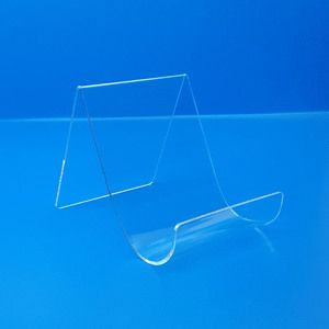 """Acrylic Rounded Opening Easels, 5-1/2"""" x 6"""""""