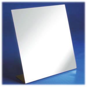 Large Counter Size, Slant Back Acrylic Mirror