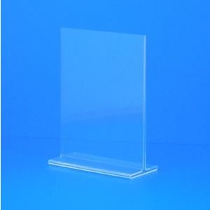 Acrylic Two Sided, Top Loading Sign Holders - 701187