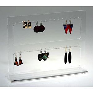 Arcylic Large Earring Display 16 pairs