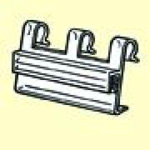 "Wire Holder, for Wire Shelf, 2 1/2"""