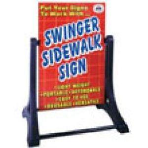 Swinger© Sidewalk & Roadside Signs - 70V7013SSW-R4G