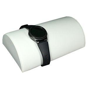 White, 1/2 Round Bracelet Display