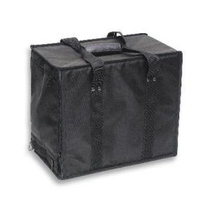 Premium Fabric, Jewelry Tray Carrying Case