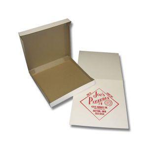 Lock-corner Pizza Boxes