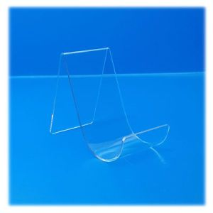 """Acrylic Rounded Opening Easels, 7-1/2"""" x 8"""""""