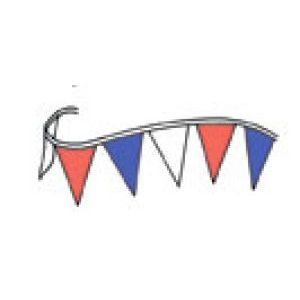 Red, White & Blue Pennants - 7515002