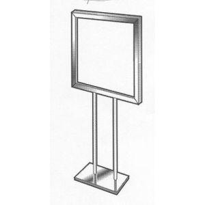 Floor Standing Sign Frame - 797301