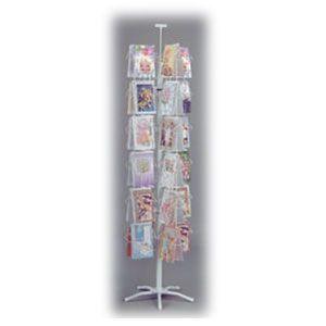 "48 Pocket Spinner, for 5"" x 7"" cards"