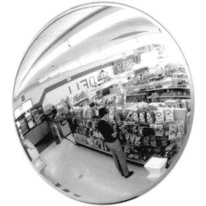 "13"" dia, Anti Shoplifting Convex Glass Mirrors"