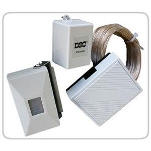 Power supply only, Wired Entrance Motion Detector Set