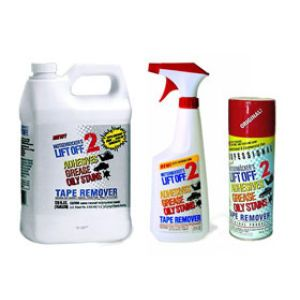 Lift Off Gum and Adhesive Remover - 53022