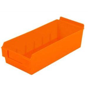 Orange, Shelfbox Long 300 Display