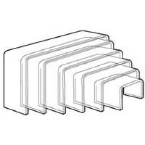 """3/16"""" Acrylic Beveled Edge 6 Piece Riser Set"""